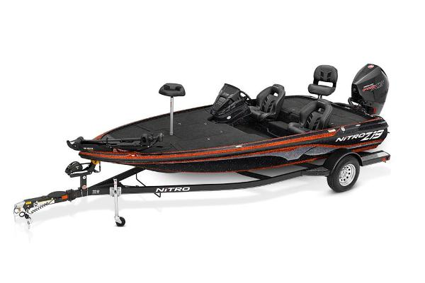2020 Nitro boat for sale, model of the boat is Z19 & Image # 5 of 45