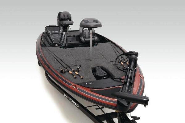 2020 Nitro boat for sale, model of the boat is Z19 & Image # 9 of 45