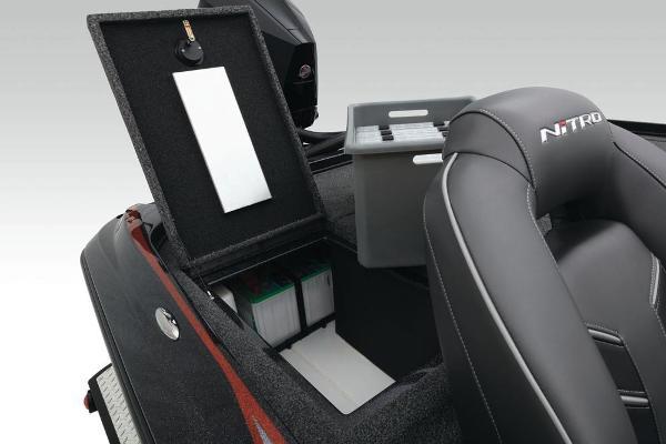 2020 Nitro boat for sale, model of the boat is Z19 & Image # 29 of 45