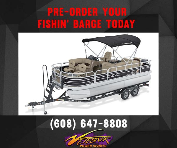 2022 Sun Tracker boat for sale, model of the boat is Fishin' Barge 20 DLX & Image # 1 of 52