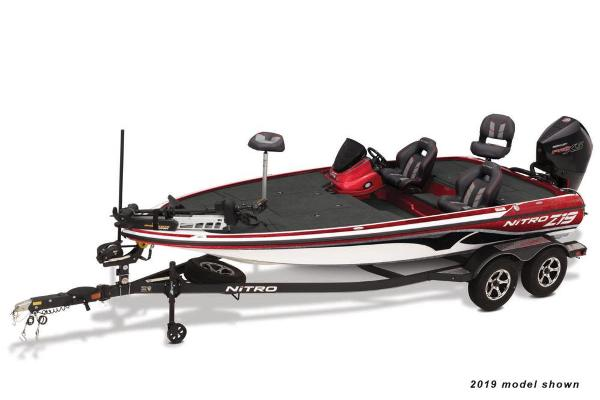 2020 Nitro boat for sale, model of the boat is Z19 Pro & Image # 6 of 8
