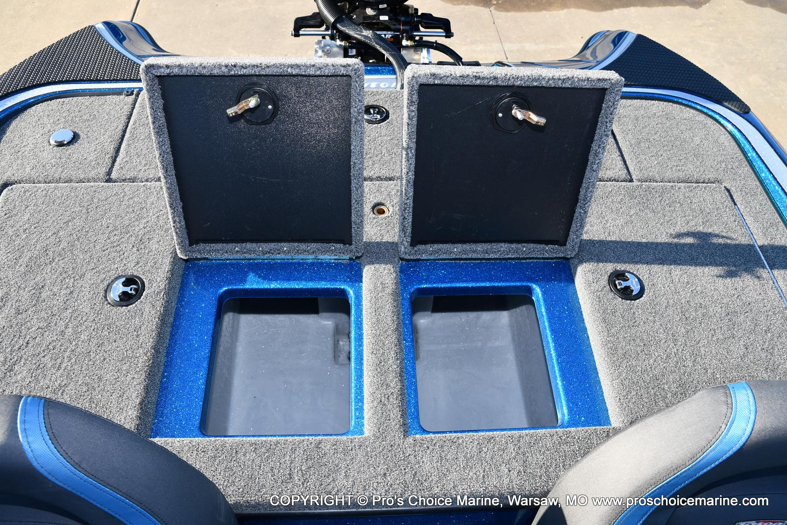 2021 Triton boat for sale, model of the boat is 18 TRX & Image # 9 of 50