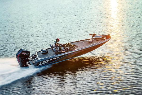 2020 Nitro boat for sale, model of the boat is Z20 & Image # 6 of 52