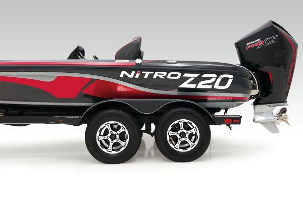 2020 Nitro boat for sale, model of the boat is Z20 & Image # 46 of 52