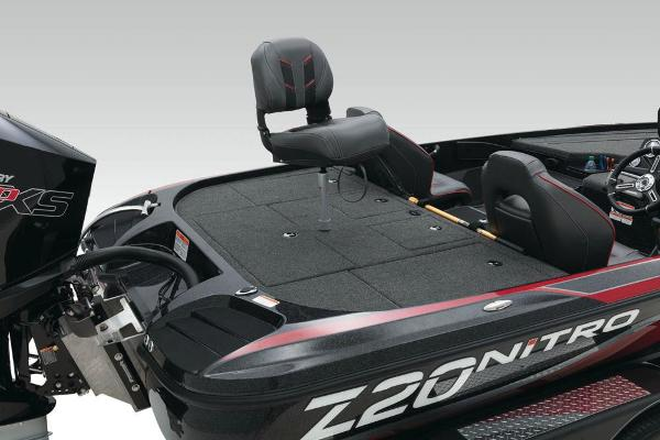 2020 Nitro boat for sale, model of the boat is Z20 & Image # 31 of 52