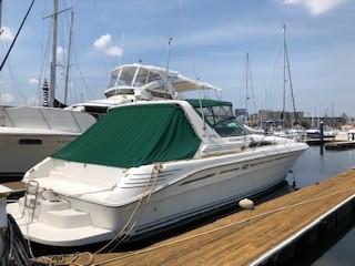 M 4955 TS Knot 10 Yacht Sales