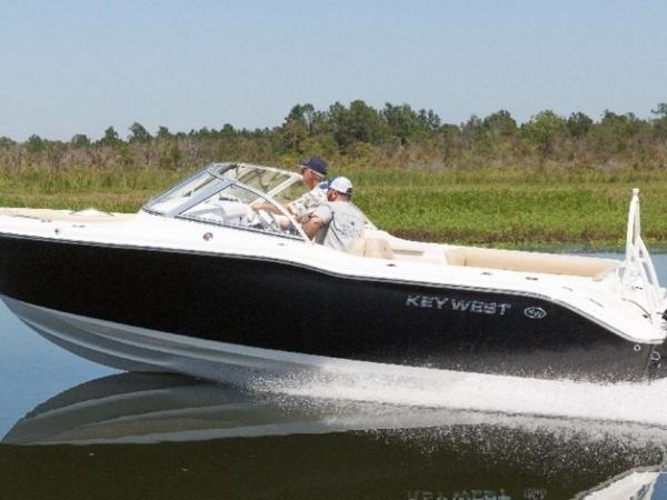 2022 Key West boat for sale, model of the boat is 239DFS & Image # 3 of 11