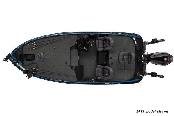2020 Nitro boat for sale, model of the boat is Z20 Pro & Image # 3 of 21