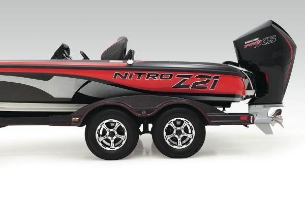 2020 Nitro boat for sale, model of the boat is Z21 & Image # 18 of 47