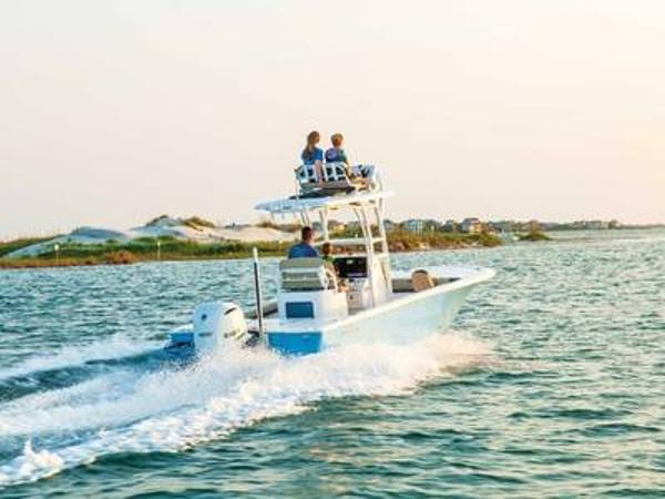 2021 TIDEWATER 2500 CAROLINA BAY for sale
