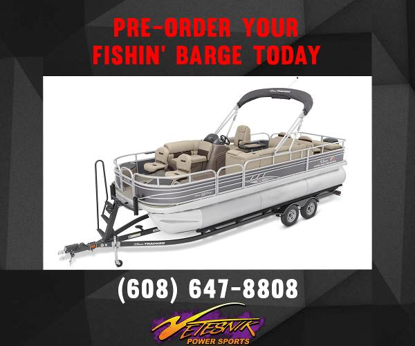 2022 Sun Tracker boat for sale, model of the boat is Fishin' Barge 22 XP3 & Image # 1 of 72