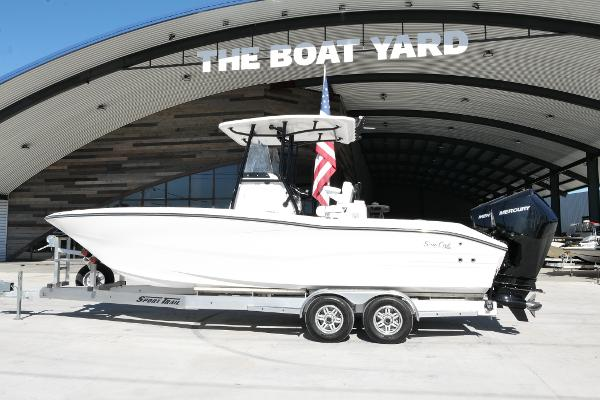 2021 Sea Cat boat for sale, model of the boat is 260 & Image # 1 of 7