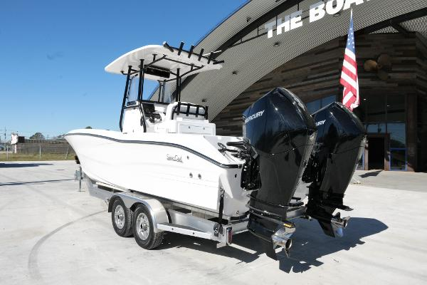 2021 Sea Cat boat for sale, model of the boat is 260 & Image # 2 of 7