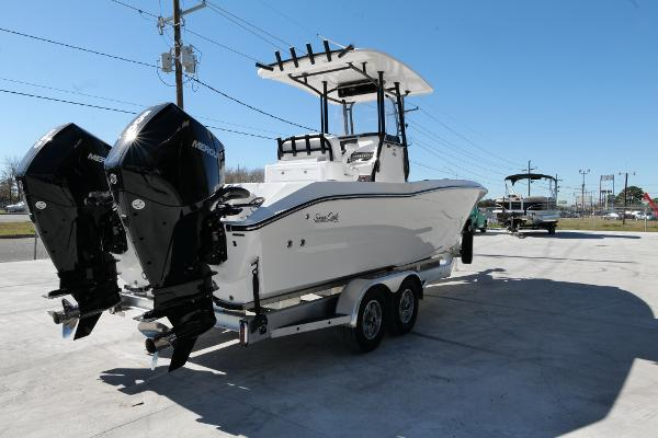 2021 Sea Cat boat for sale, model of the boat is 260 & Image # 4 of 7