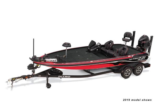2020 Nitro boat for sale, model of the boat is Z21 Pro & Image # 1 of 3