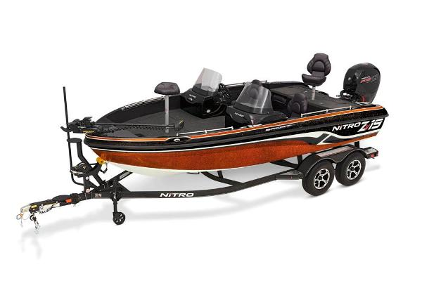 2020 Nitro boat for sale, model of the boat is ZV19 Sport & Image # 1 of 38