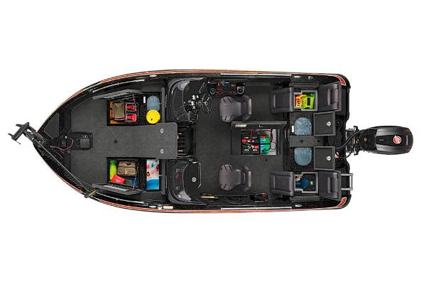2020 Nitro boat for sale, model of the boat is ZV19 Sport & Image # 5 of 39