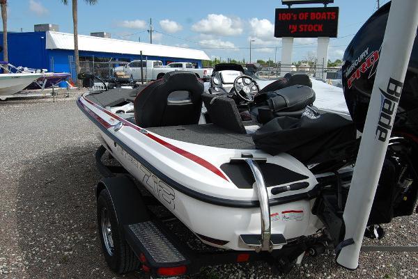 2019 Nitro boat for sale, model of the boat is Z18 & Image # 7 of 12