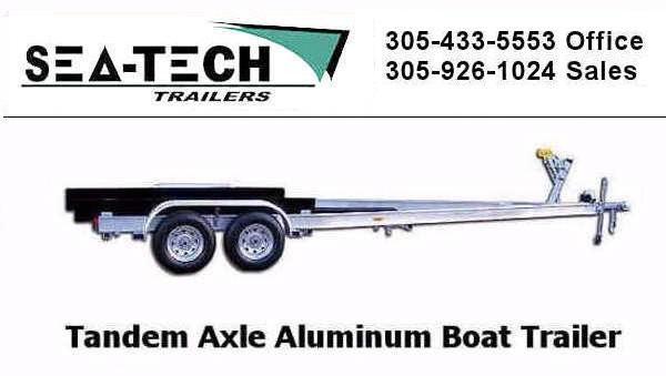 2021 SEA TECH Tandem Axle