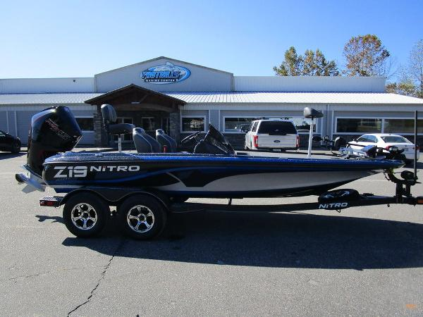 2021 Nitro boat for sale, model of the boat is Z19 Pro & Image # 1 of 28