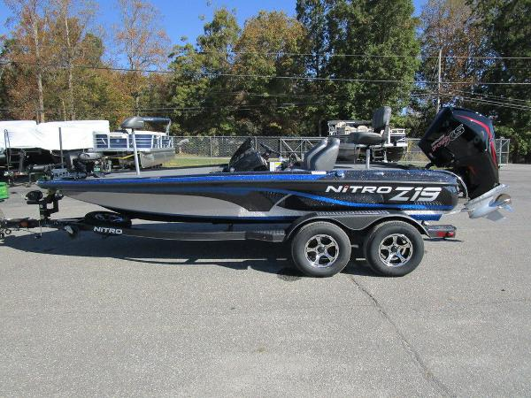 2021 Nitro boat for sale, model of the boat is Z19 Pro & Image # 4 of 28