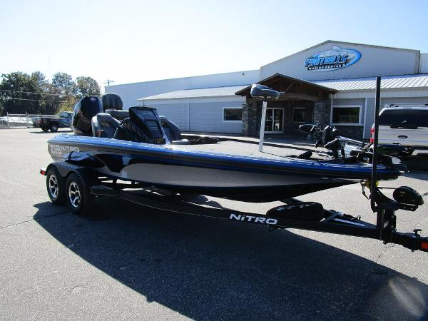 2021 Nitro boat for sale, model of the boat is Z19 Pro & Image # 6 of 28