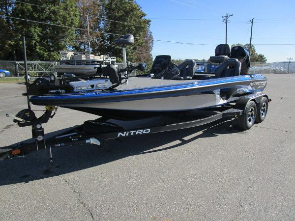 2021 Nitro boat for sale, model of the boat is Z19 Pro & Image # 7 of 28