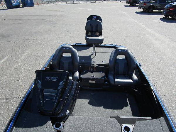 2021 Nitro boat for sale, model of the boat is Z19 Pro & Image # 20 of 28