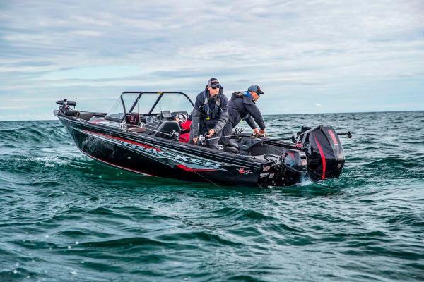 2020 Tracker Boats boat for sale, model of the boat is Targa V-19 WT & Image # 3 of 74