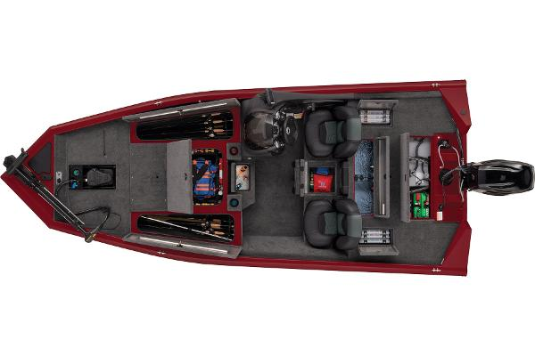 2022 Tracker Boats boat for sale, model of the boat is Pro Team 175 TXW & Image # 4 of 4