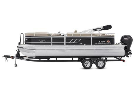 2021 Sun Tracker boat for sale, model of the boat is Party Barge 22 RF DLX & Image # 17 of 47