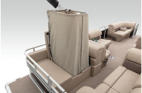 2021 Sun Tracker boat for sale, model of the boat is Party Barge 22 RF DLX & Image # 43 of 47