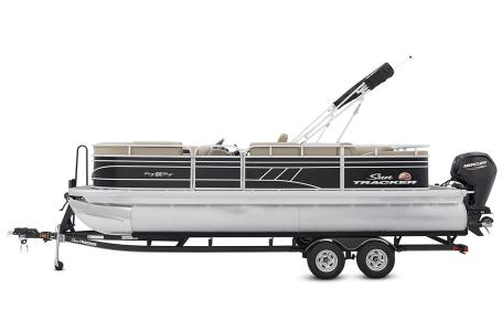 2021 Sun Tracker boat for sale, model of the boat is Party Barge 22 RF DLX & Image # 40 of 47
