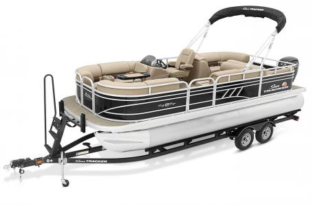 2021 Sun Tracker boat for sale, model of the boat is Party Barge 22 RF DLX & Image # 41 of 47