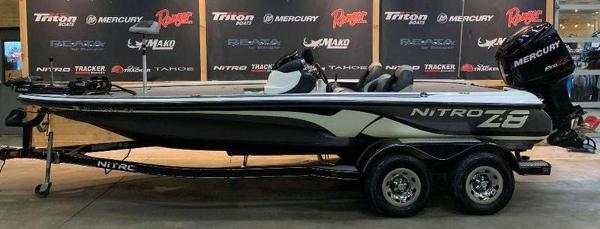 2009 Nitro boat for sale, model of the boat is Z8 & Image # 1 of 11