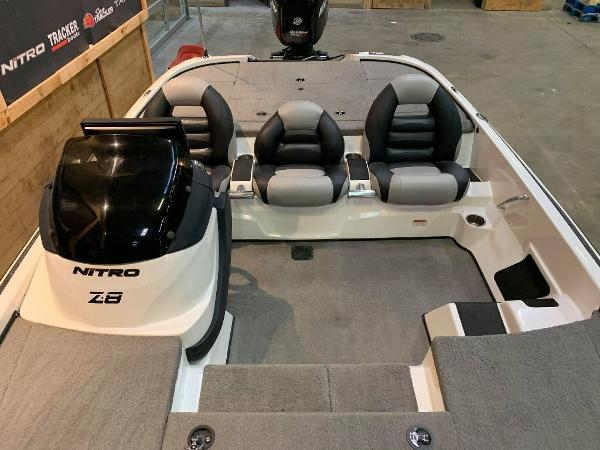 2009 Nitro boat for sale, model of the boat is Z8 & Image # 3 of 11