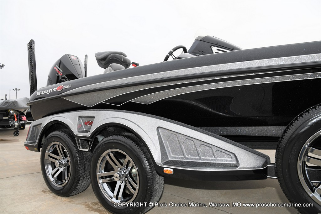 2020 Ranger Boats boat for sale, model of the boat is Z520C Ranger Cup Equipped & Image # 12 of 50