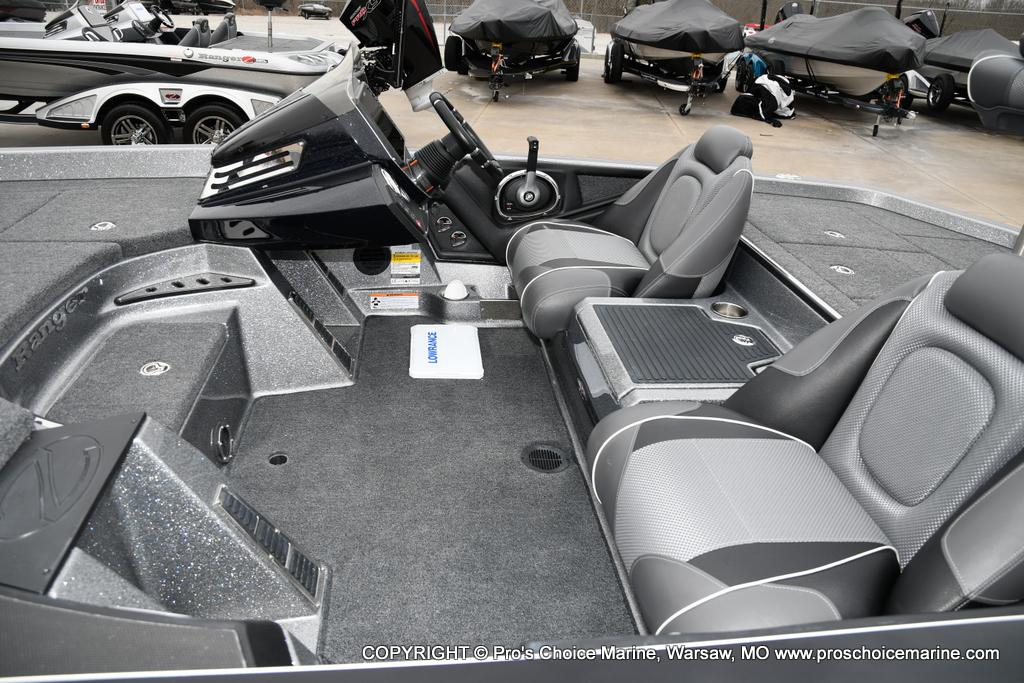 2020 Ranger Boats boat for sale, model of the boat is Z520C Ranger Cup Equipped & Image # 37 of 50