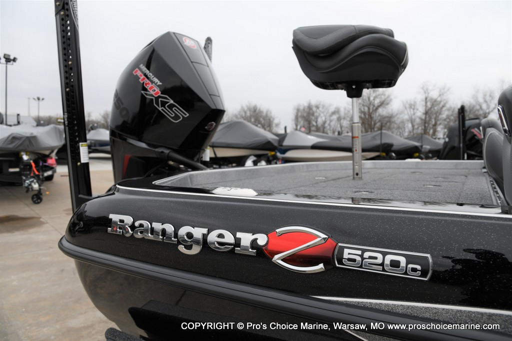 2020 Ranger Boats boat for sale, model of the boat is Z520C Ranger Cup Equipped & Image # 45 of 50