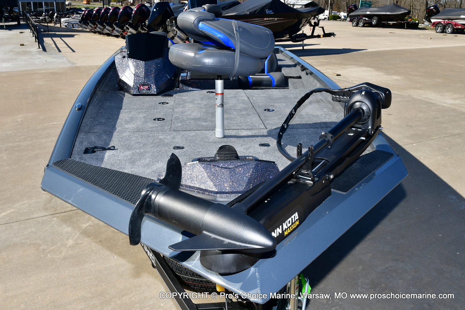 2021 Ranger Boats boat for sale, model of the boat is RT188P w/115HP Pro-XS Command Thrust & Image # 31 of 50