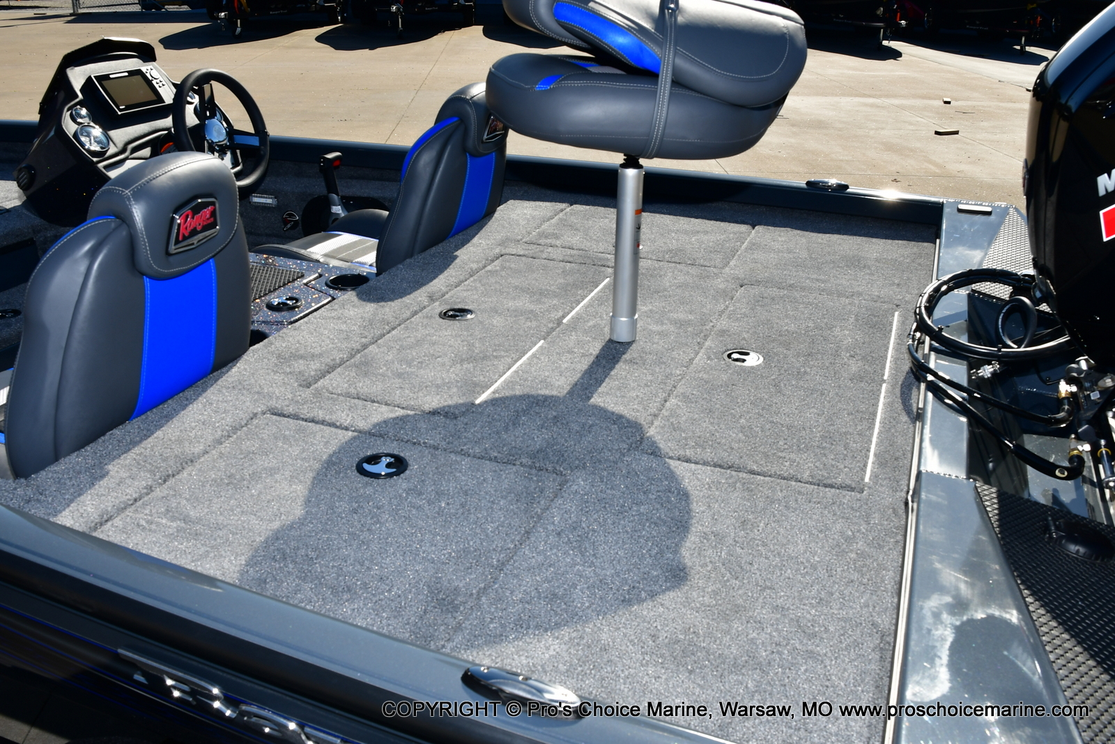 2021 Ranger Boats boat for sale, model of the boat is RT188P w/115HP Pro-XS Command Thrust & Image # 33 of 50