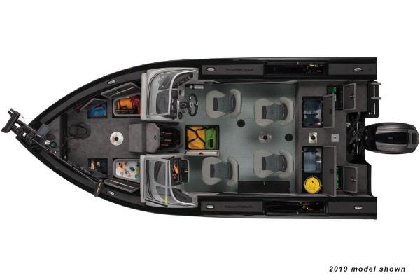 2020 Tracker Boats boat for sale, model of the boat is Targa V-19 WT Tournament Edition & Image # 2 of 3