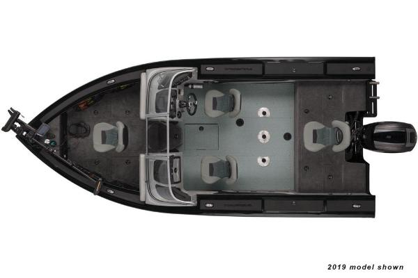2020 Tracker Boats boat for sale, model of the boat is Targa V-19 WT Tournament Edition & Image # 3 of 3