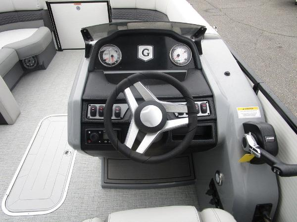 2020 Godfrey Pontoon boat for sale, model of the boat is MC 235 SD TT-27 & Image # 5 of 34
