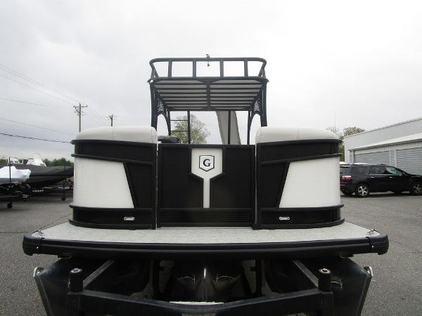 2020 Godfrey Pontoon boat for sale, model of the boat is MC 235 SD TT-27 & Image # 6 of 34