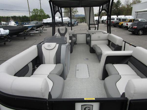 2020 Godfrey Pontoon boat for sale, model of the boat is MC 235 SD TT-27 & Image # 7 of 34