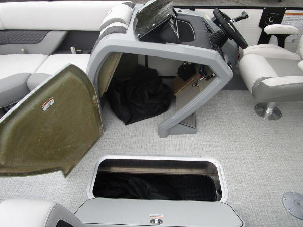 2020 Godfrey Pontoon boat for sale, model of the boat is MC 235 SD TT-27 & Image # 8 of 34