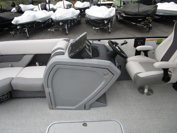 2020 Godfrey Pontoon boat for sale, model of the boat is MC 235 SD TT-27 & Image # 9 of 34