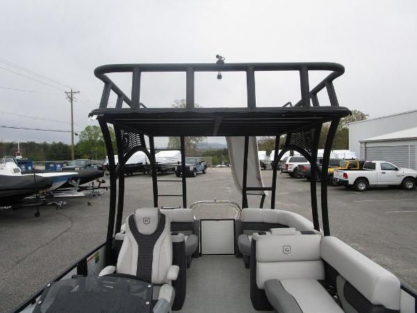 2020 Godfrey Pontoon boat for sale, model of the boat is MC 235 SD TT-27 & Image # 14 of 34
