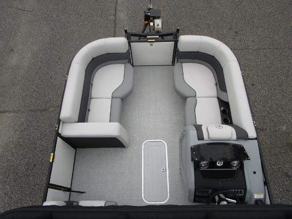 2020 Godfrey Pontoon boat for sale, model of the boat is MC 235 SD TT-27 & Image # 20 of 34